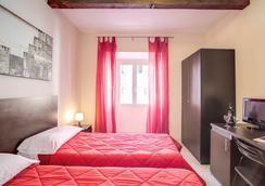 Hostel Mosaic - Rome - Bedroom