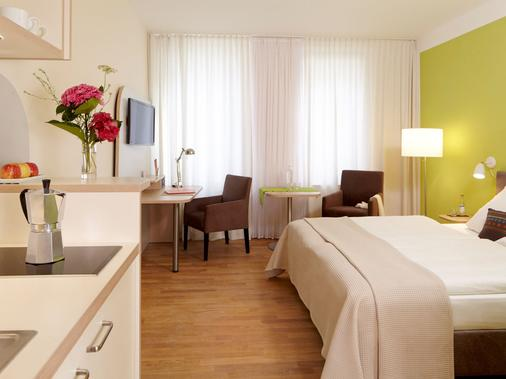 Flottwell Berlin Hotel & Residenz am Park - Berlin - Bedroom