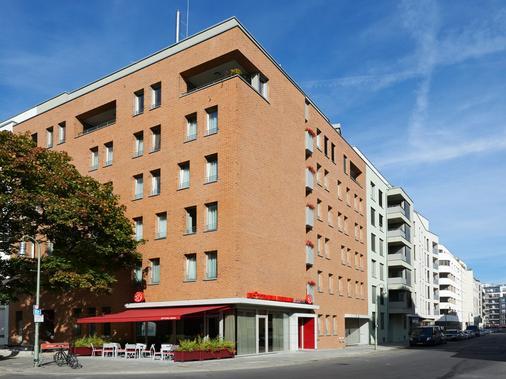Flottwell Berlin Hotel & Residenz am Park - Berliini - Rakennus