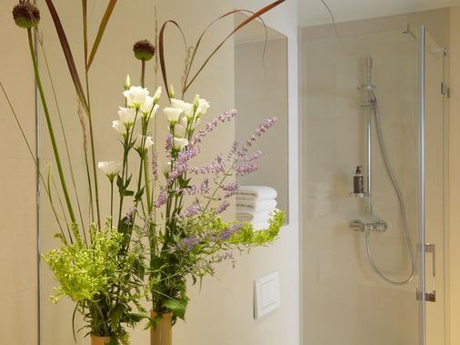 Flottwell Berlin Hotel & Residenz am Park - Berlin - Phòng tắm
