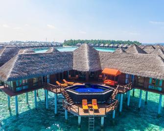 Sun Aqua Vilu Reef - Meedhoo (Dhaalu Atoll) - Building