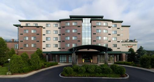 Courtyard by Marriott Boston Waltham - Waltham - Rakennus