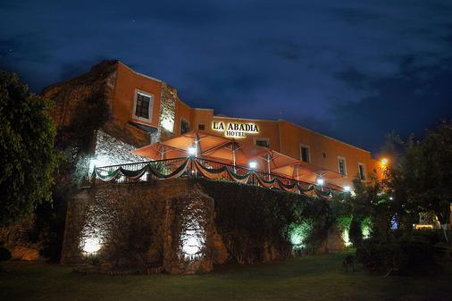Hotel La Abadia Tradicional - Guanajuato - Building