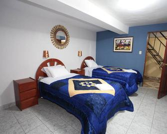 Hotel Andenes de Pisaq - Писак - Спальня