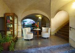 Hotel Élite Prague - Prague - Lobby