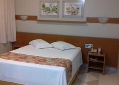 Vila Verde Hotel - Toledo - Kamar Tidur