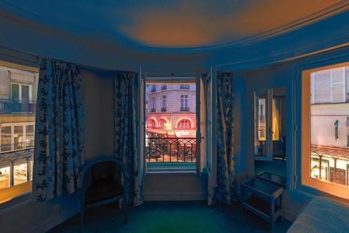 Hotel La Louisiane - Pariisi - Makuuhuone