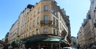 Hotel La Louisiane - Pariisi - Näkymät ulkona