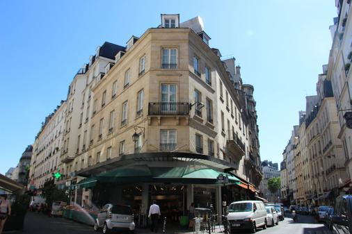 路易斯安那飯店 - 巴黎 - 室外景