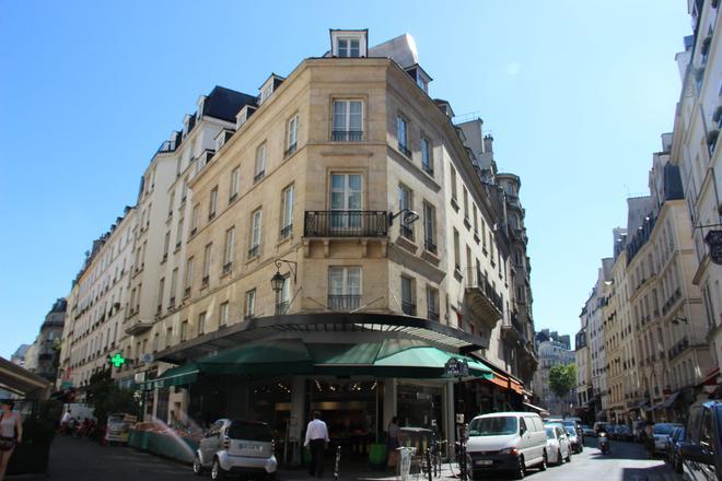 Hotel La Louisiane - Paris - Outdoor view