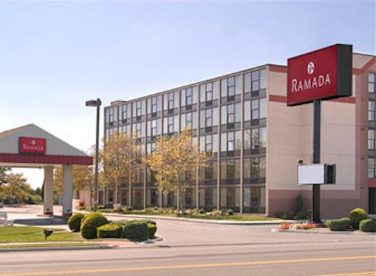 Ramada by Wyndham West Atlantic City - Atlantic City - Rakennus