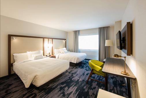 Fairfield Inn & Suites by Marriott Tijuana - Tijuana - Bedroom