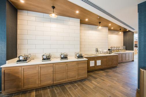 Fairfield Inn & Suites by Marriott Tijuana - Tijuana - Buffet