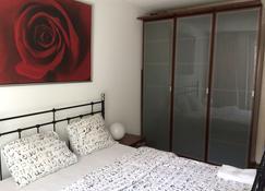 Studio Jordaanplein - Amsterdam - Bedroom