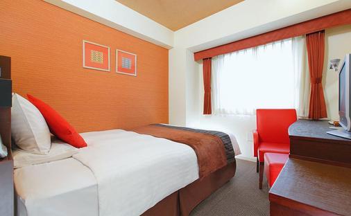 호텔 마이스테이스 후쿠오카 덴진 미나미 - 후쿠오카 - 침실