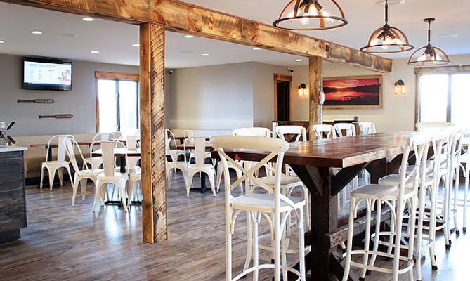 Sunlac Inn Devils Lake - Devils Lake - Restaurant