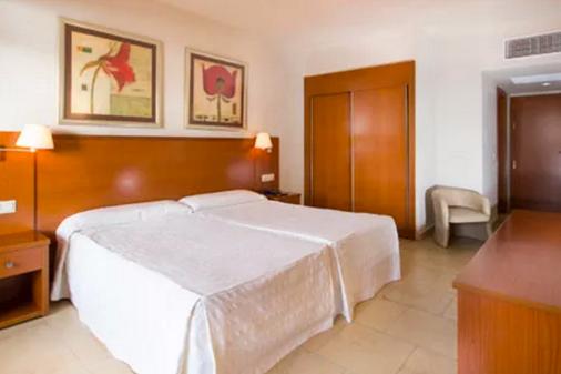 Hotel Las Palmeras - Fuengirola - Makuuhuone