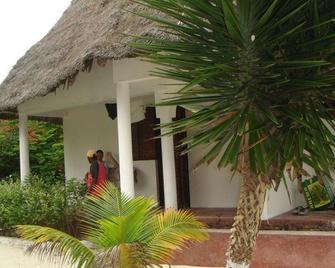 Oasis Beach Hotel - Jambiani - Außenansicht