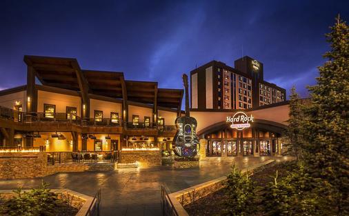 Hard Rock Hotel & Casino Lake Tahoe - Stateline - Building