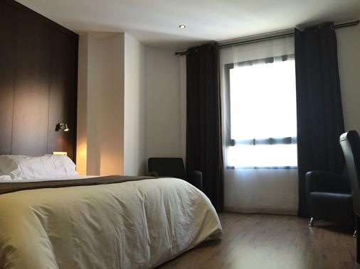 Hotel Castillo - Villarrobledo - Bedroom