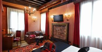 Hotel Saturnia & International - Veneza - Quarto