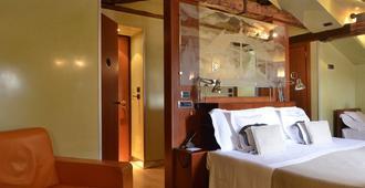 Ca' Pisani Design Hotel - ונציה - חדר שינה