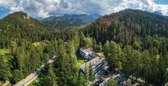 Hotel Murowanica - Zakopane - Θέα στην ύπαιθρο