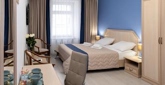 Отель Элемент - Москва - Спальня