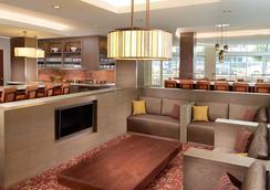 Hyatt House Atlanta Downtown - Ατλάντα - Σαλόνι ξενοδοχείου