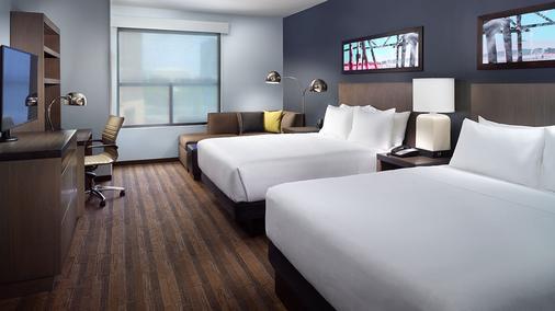亞特蘭大市中心凱悅酒店 - 亞特蘭大 - 亞特蘭大 - 臥室