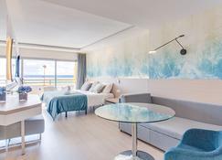 豐塔內利亞斯海灘公寓酒店 - 帕爾馬灘 - 帕爾馬 - 臥室