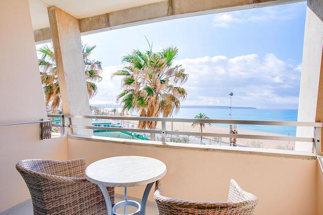 Aparthotel Fontanellas Playa - Palma di Maiorca - Balcone