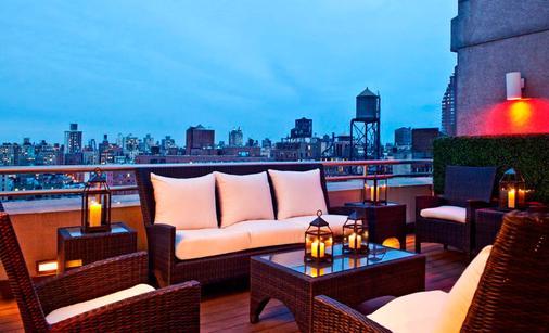 大道酒店 - 紐約 - 陽台