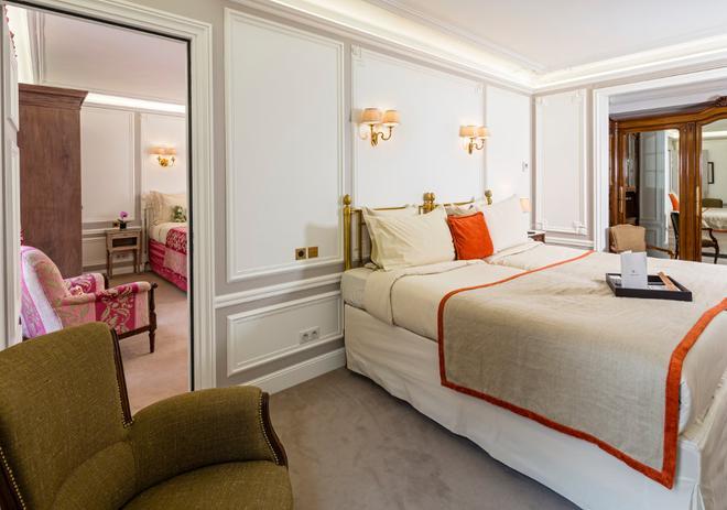 里賈納酒店 - 巴塞隆拿 - 巴塞隆納 - 臥室