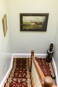 Ledroit Park Renaissance Bed And Breakfast - Washington - Stairs