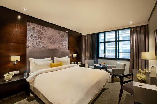 Odyssee Center Hotel - Casablanca - Bedroom