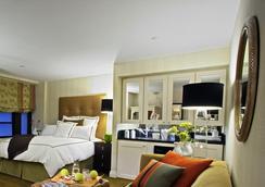 The Manhattan Club - New York - Schlafzimmer