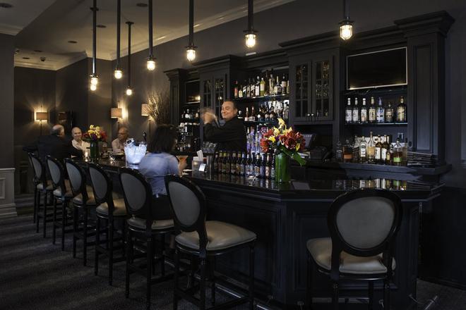 The Manhattan Club - New York - Bar