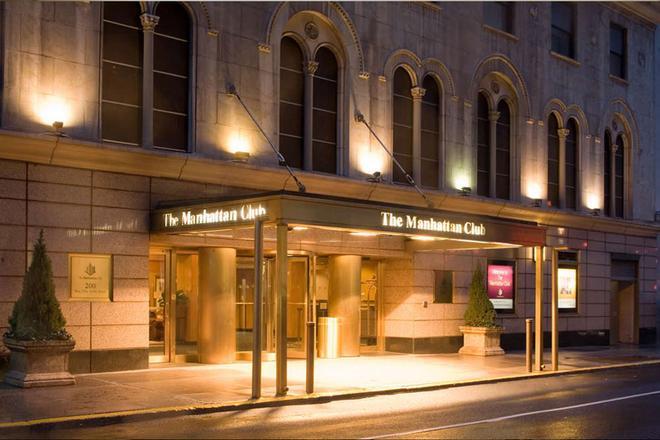 紐約曼哈頓俱樂部酒店 - 紐約 - 紐約 - 建築