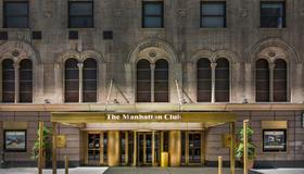 The Manhattan Club - New York - Gebäude