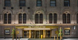 The Manhattan Club - Nova York - Edifício
