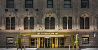 The Manhattan Club - New York - Rakennus