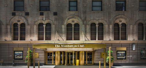 The Manhattan Club - New York - Building