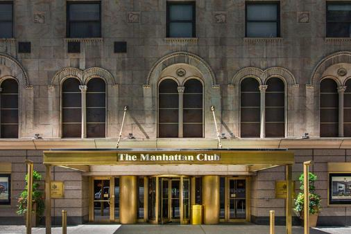 The Manhattan Club - New York - Bâtiment