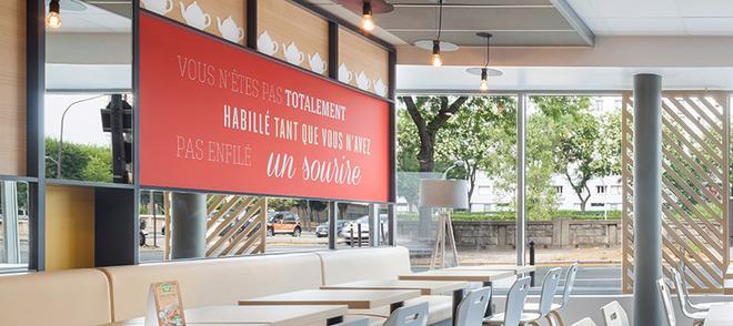 B&b Hotel Marseille Estaque - Marsella - Restaurante