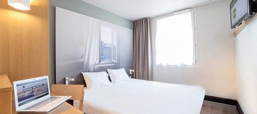 B&b Hotel Marseille Estaque - Marseille - Phòng ngủ