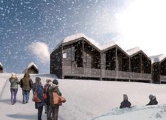 Star Arctic Hotel - Saariselka - Outdoor view