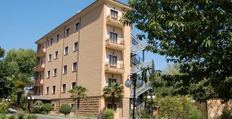 Hotel Cilicia - Roma - Edificio