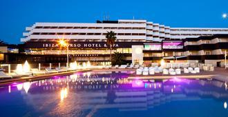科爾索伊比沙島溫泉酒店 - 依比薩 - 伊維薩鎮 - 建築