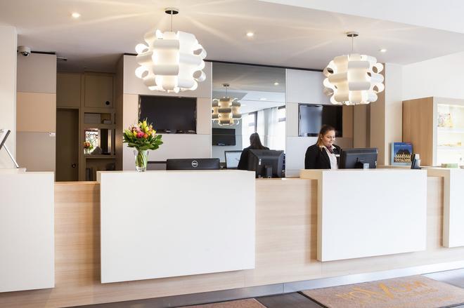Select Hotel Osnabruck - Osnabrück - Ρεσεψιόν